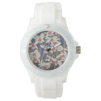 Firefly Flowers Wrist Watch