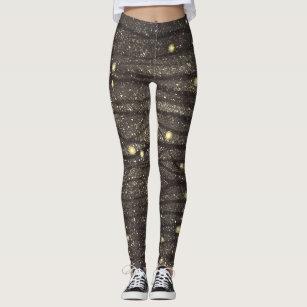 f3d2522e9d96c Women's Fireflies Leggings | Zazzle