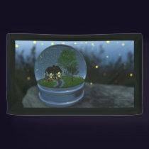 Firefly Globe Banner