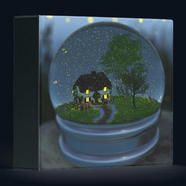 Firefly Globe Binder