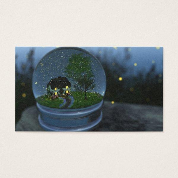 Firefly Globe Bookmarks
