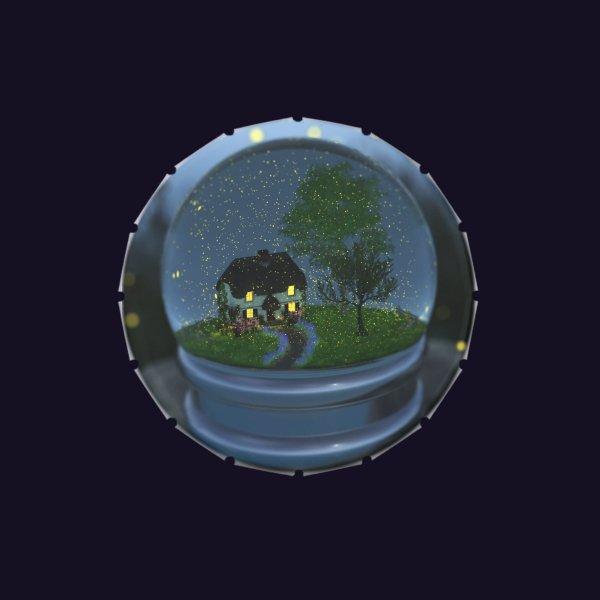 Firefly Globe Candy Tin