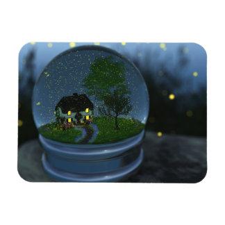 Firefly Globe Flexible Magnet