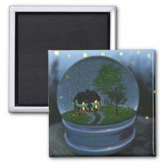 Firefly Globe Magnet