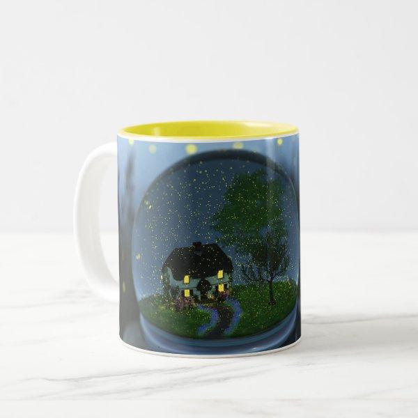 Firefly Globe Mug