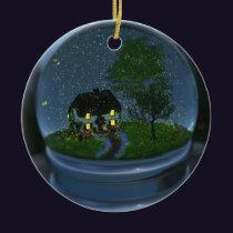 Firefly Globe Ornament