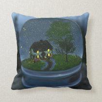 Firefly Globe Pillow