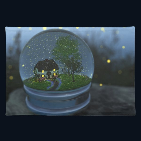 Firefly Globe Placemat