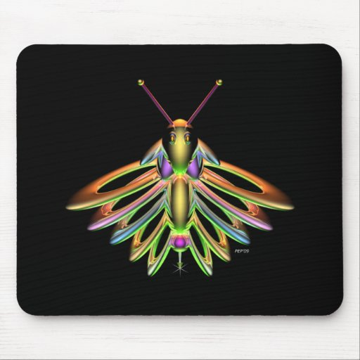 Firefly Mouse Pads