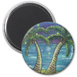 Firefly Palm Tree Magnet