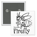 Firefly Square Pin
