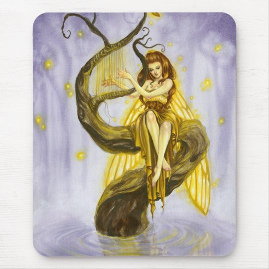 Firefly's Song Mousepad