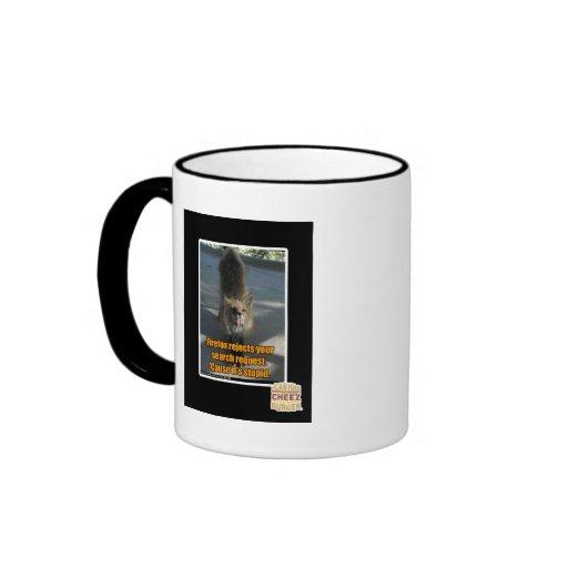 Firefox rejects ringer coffee mug
