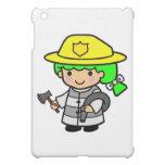 Firegirl 1 iPad mini cover