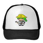 Firegirl 1 trucker hat