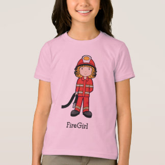 FireGirl T-Shirt