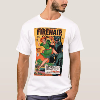 Firehair Comics color cover 1948 T-Shirt