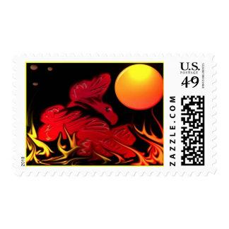 Firehawk Stamps
