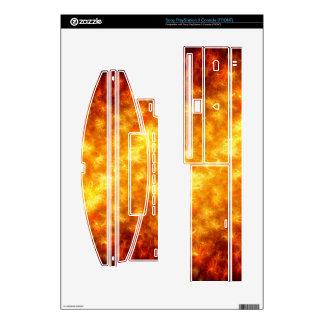 Firehaze - Sony PS3 skin