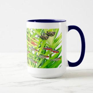 Firehead tetras 2 mug