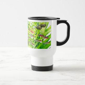 Firehead tetras 2 travel mug