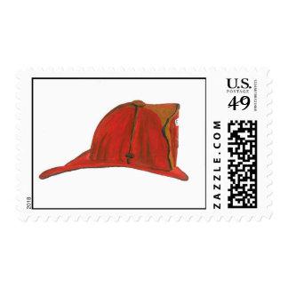 Firehelmet Postage
