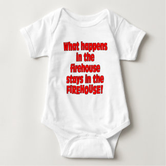 Firehouse Baby Bodysuit