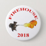 "Firehouse Button<br><div class=""desc"">Four inch Firehouse button.</div>"