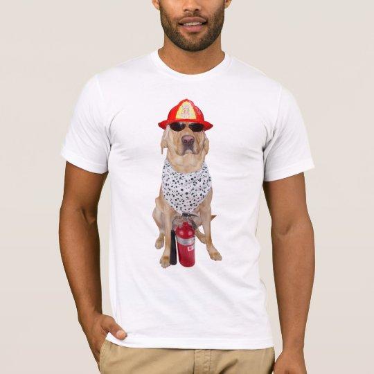 Firehouse Dog T-Shirt