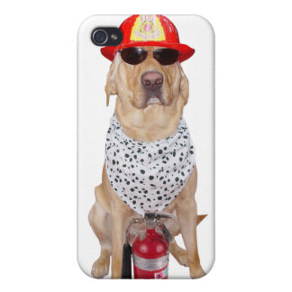 Firehouse Lab iPhone 4 Covers