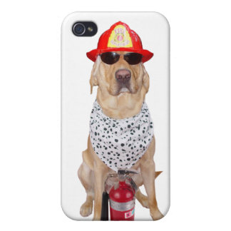Firehouse Lab iPhone 4 Cases