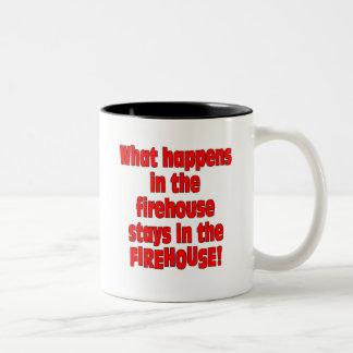 Firehouse Coffee Mugs