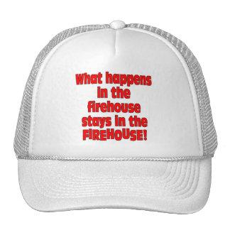 Firehouse Trucker Hat