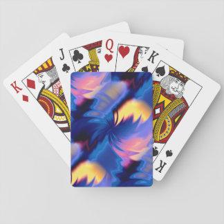 Firelies Perform Swan Lake Deck Of Cards