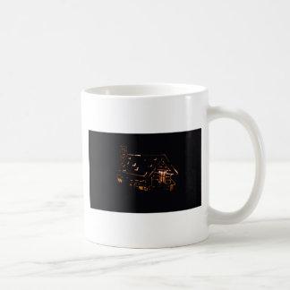 FIRELIGHT CABIN COFFEE MUG