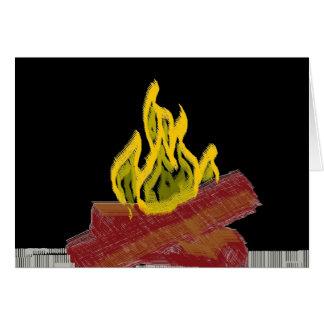 Firelight Card