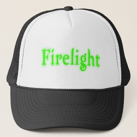Firelight Trucker Hat