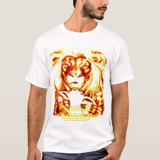 firelion, John 1:29 The next day John seeth Jes... T-Shirt