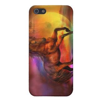 Firelite-Fantasy Horse Art Case for iPhone 4