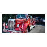 Fireman - 1949 and it still runs custom rack cards