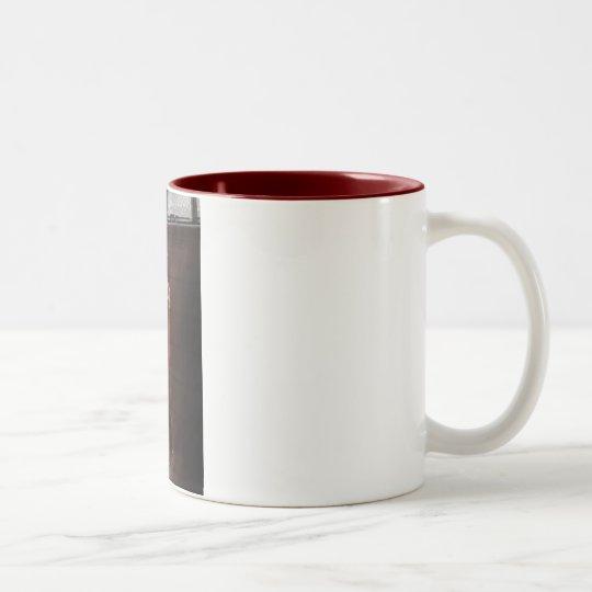 Fireman - Alert Two-Tone Coffee Mug