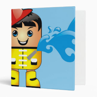 Fireman Binder