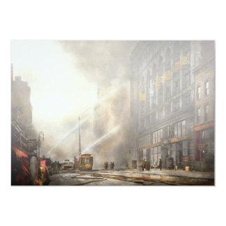 Fireman - Brooklyn NY - Surprise 1909 Card