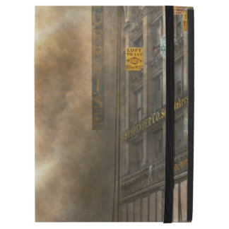 Fireman - Brooklyn NY - Surprise 1909 iPad Pro Case