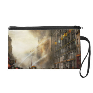 Fireman - Brooklyn NY - Surprise 1909 Wristlet
