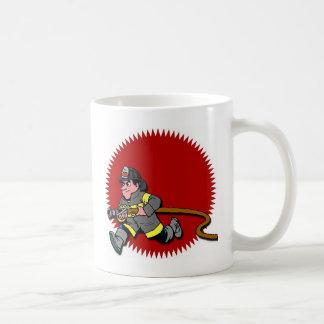 Fireman Coffee Mugs