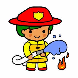 Fireman Cutout