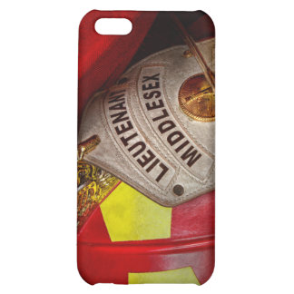Fireman - Everyone loves red iPhone 5C Case