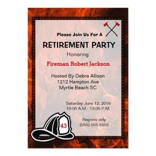 Invitations For Retirement was adorable invitations design