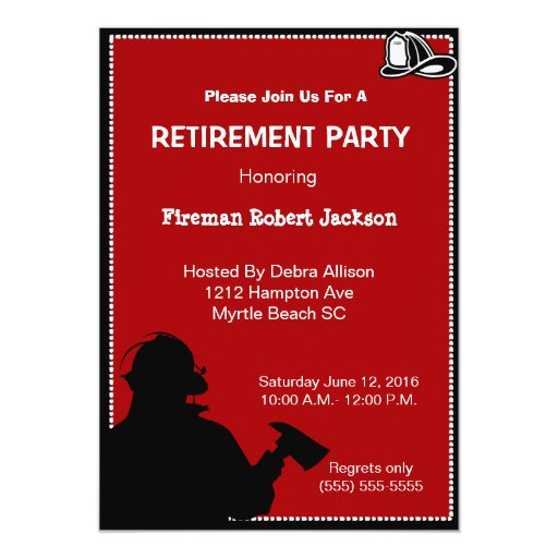Free Retirement Invitations was awesome invitation layout
